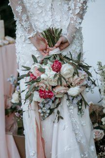 A Pretty Wedding Inspiration Shoot at Hazelwood Castle (c) Natalie Hamilton Photography (6)