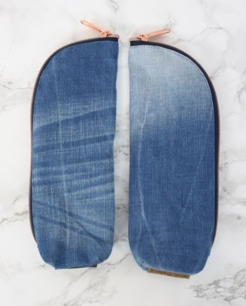 aion denim upcycling bridge&tunnel