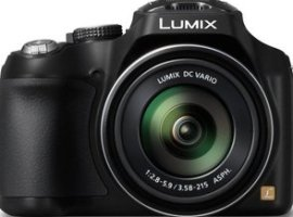 Panasonic Lumix DMC-FZ72 Bridge Camera Review