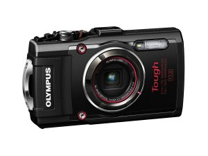 Olympus Tough TG4 top