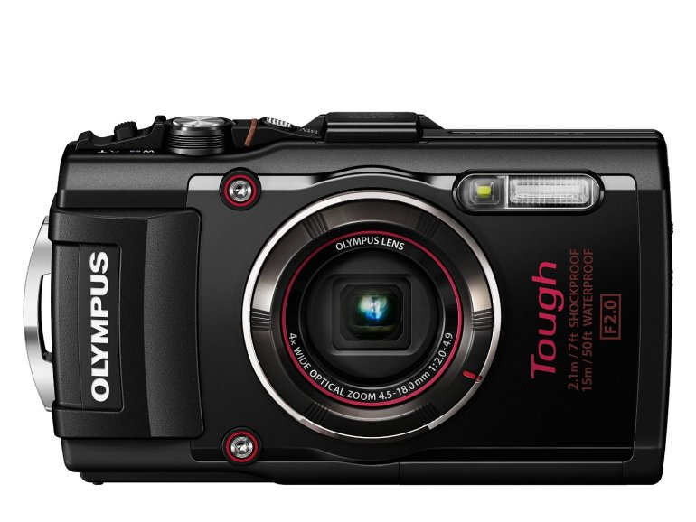 Olympus Tough TG4