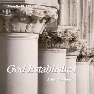 God Establishes