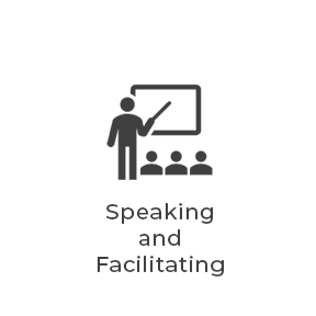 Speaking and Facilitating