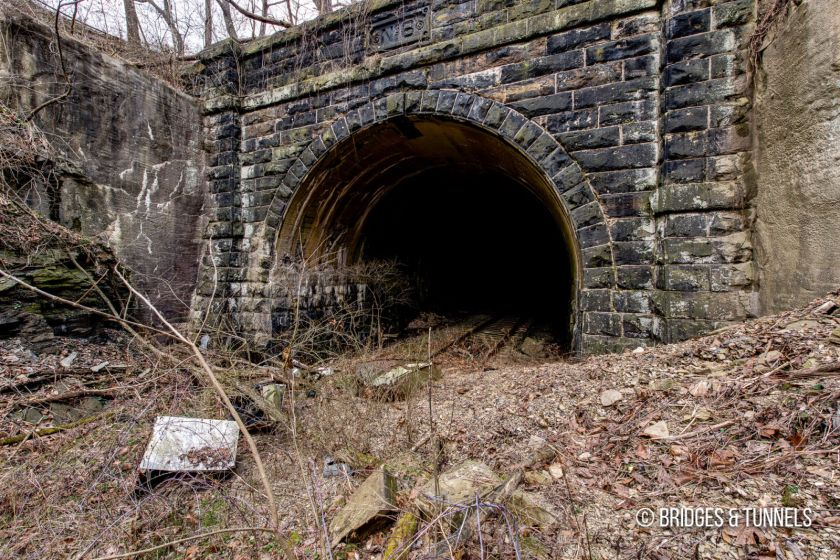Bridgehunter.com | BO - Tunnel No. 6