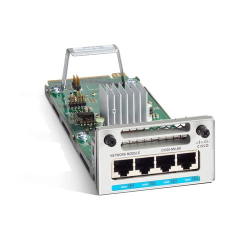 C9300-NM-4M CISCO Catalyst 9300 4 x mGig Network Module