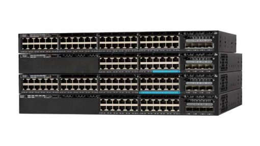 WS-C3650-24TS-L Cisco Catalyst 3650 Switch