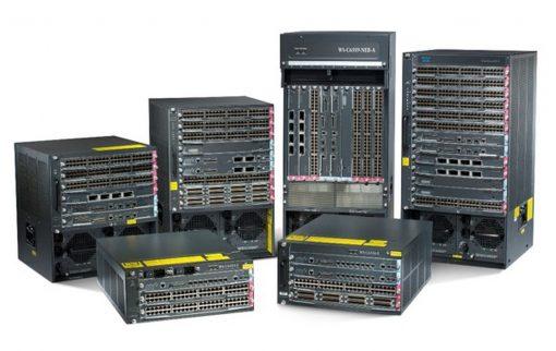 WS-C6503-E Cisco Catalyst 6500 Switch