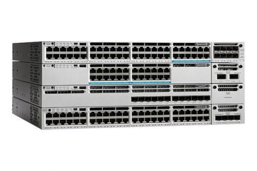 WS-C3850-48T-E Cisco Catalyst 3850 Switch