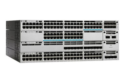 WS-C3850-48U-L Cisco Catalyst 3850 Switch