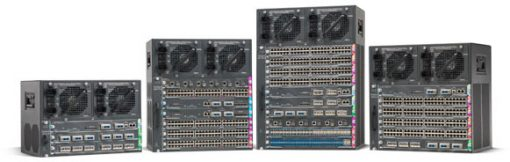 WS-C4503-E Cisco Catalyst E-Series 4503 Switch