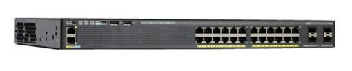 WS-C2960X-24PD-L Cisco Catalyst 2960X-24PD-L 24 Port Switch