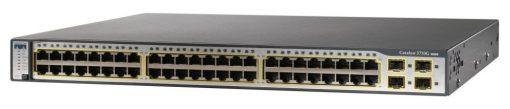 WS-C3750G-48TS Cisco Catalyst WS-C3750G-48TS