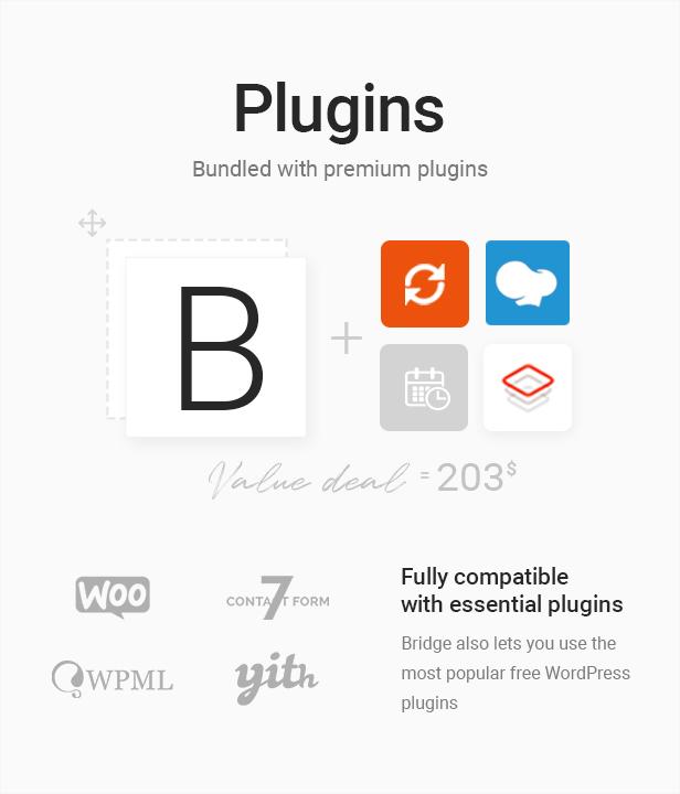 Bridge - Creative Multipurpose WordPress Theme - 18