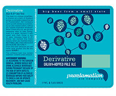 proclamation derivative galaxy craft beer