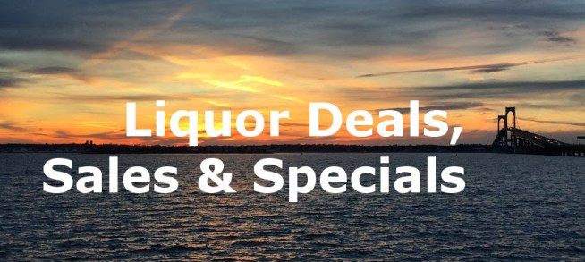 Newport, Rhode Island Liquor Deals Sales