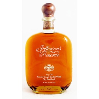 Jeffersons Reserve Straight Kentucky Bourbon Whiskey