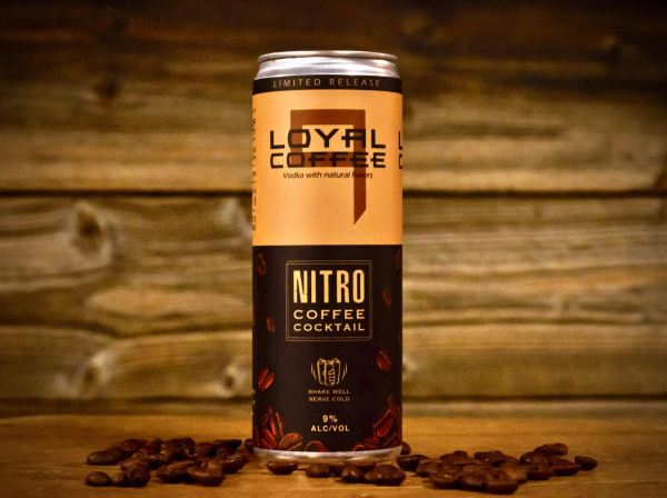 sons of liberty loyal 9 nitro coffee cocktail