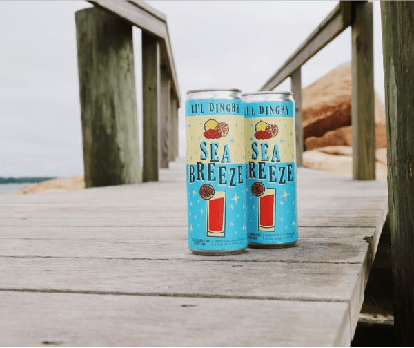 Narragansett Lil Dinghy Sea Breeze Canned Cocktail
