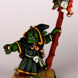 Goblin Priest