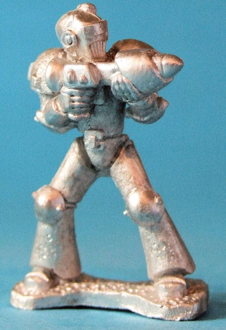 Cryotonian with Rocket Gun