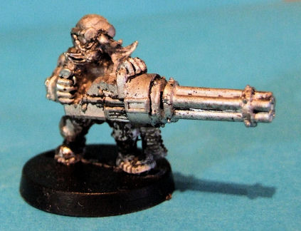 Dvarg Heavy Weapons II