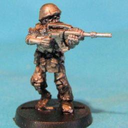 Skeletal Marine II