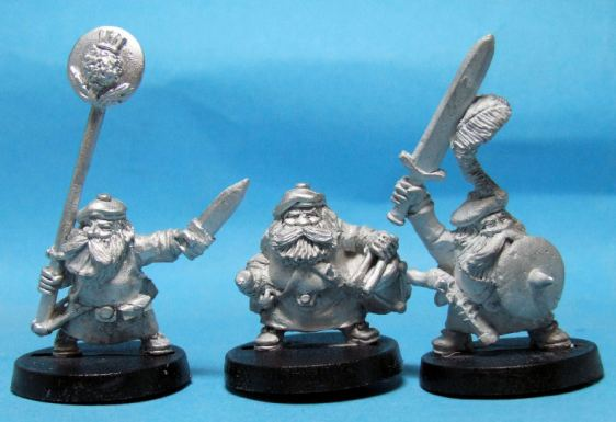Highland Dwarf Command