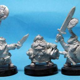 Highland Dwarf Command