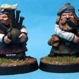 Highland Pipers