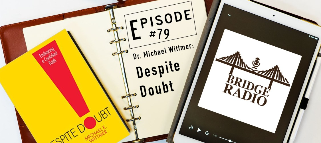 #79 Dr. Michael Wittmer - Despite Doubt