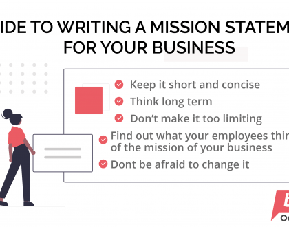 Guide to Writing a Mission Statement For Your Business