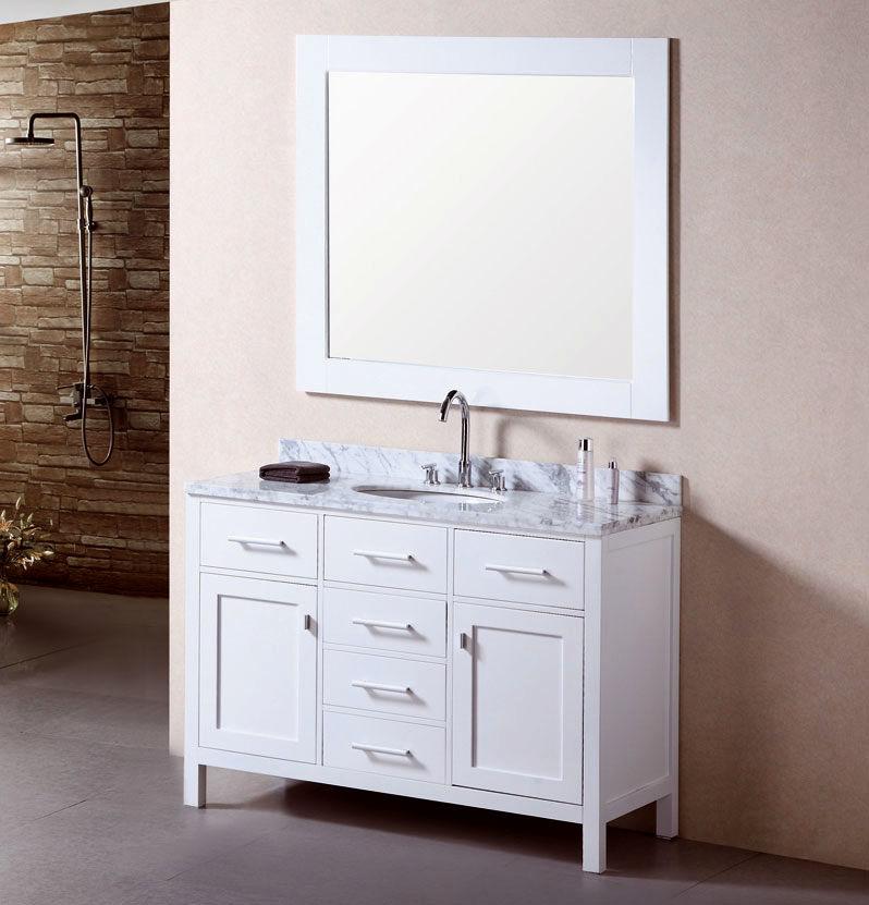 Fancy Clearance Bathroom Vanities Gallery - Home Sweet ...