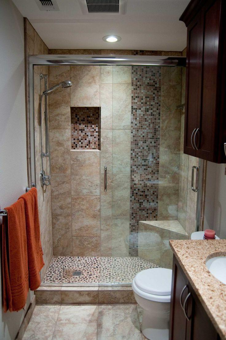 Contemporary Bathroom Ideas Pinterest Layout - Home Sweet ... on Contemporary Small Bathroom Ideas  id=59389