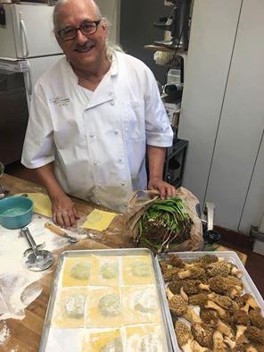 Chef Tim Urbanic
