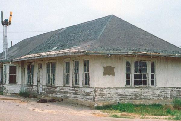 Bridgeport Depot 1970