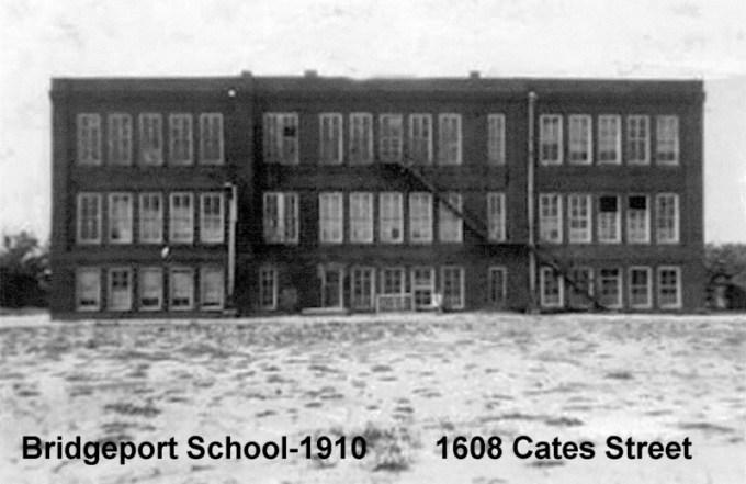 School 1910 1608 Cates Street