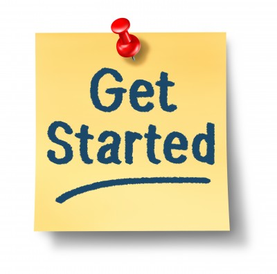 get started - Commom collocations with get- bridger-jones.com