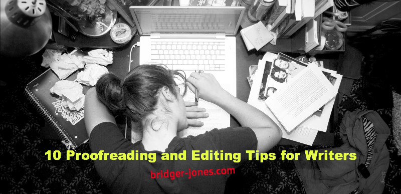 10 proofreading tips for ESL writers