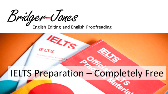 IELTS Preparation Completely Free