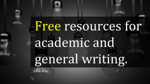 Free English writing downloads