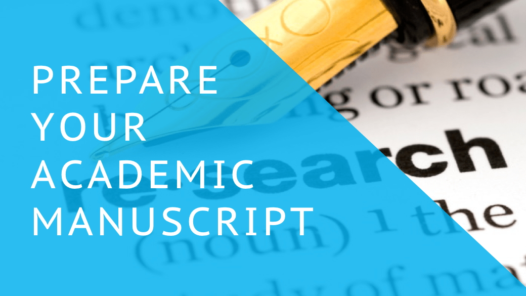 English Editing and Proofreading Before Publishing in Academic Journals
