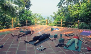 What is a yoga teacher training course really like?