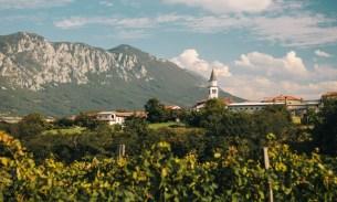 Slovenia road trip: Vipava Valley and Goriška Brda