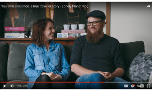 Oh my! We made a video for Lonely Planet!
