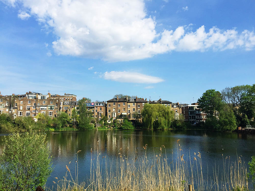 Hampstead - London Village