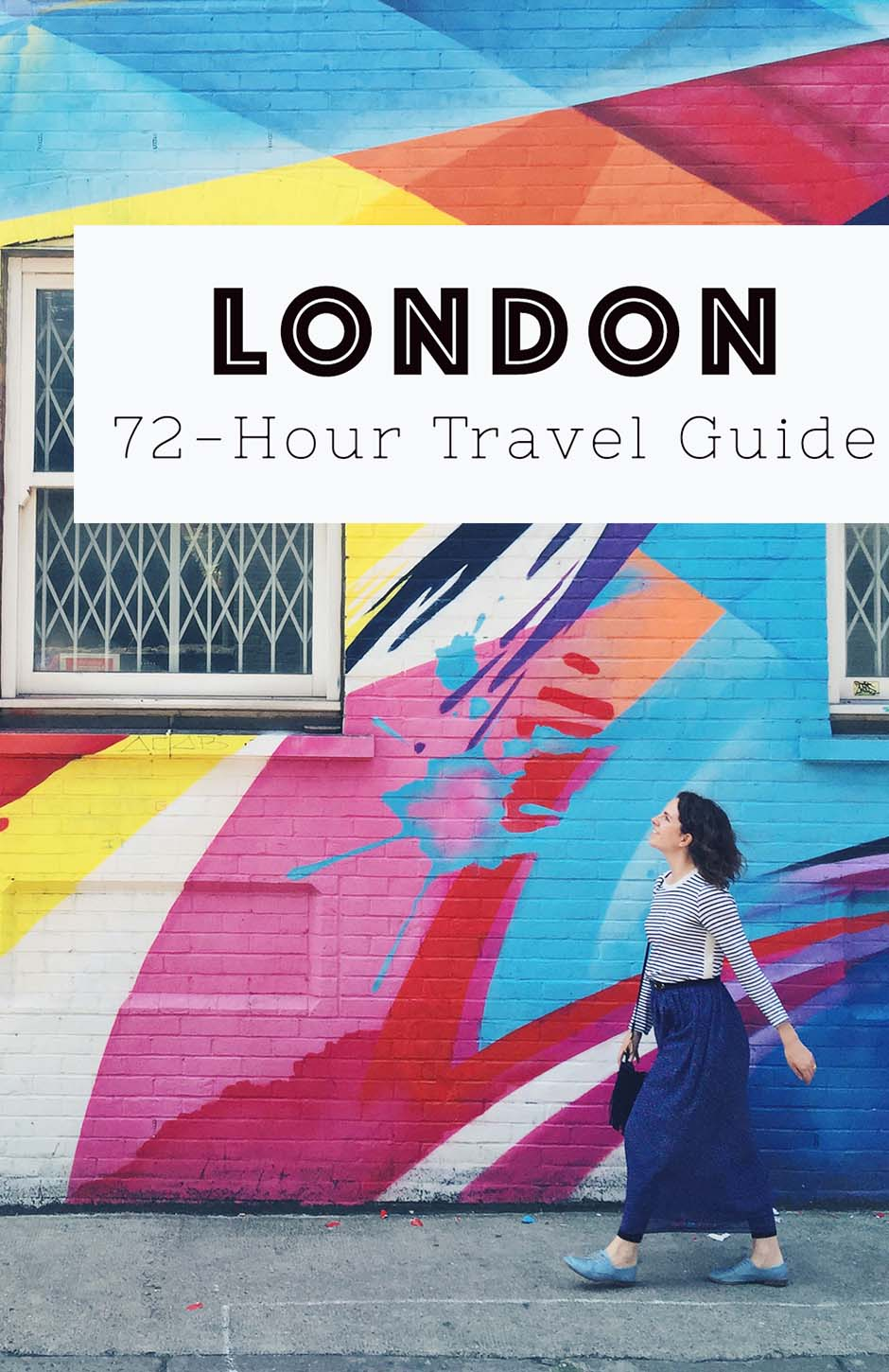 London travel guide - 72 Hours in the city