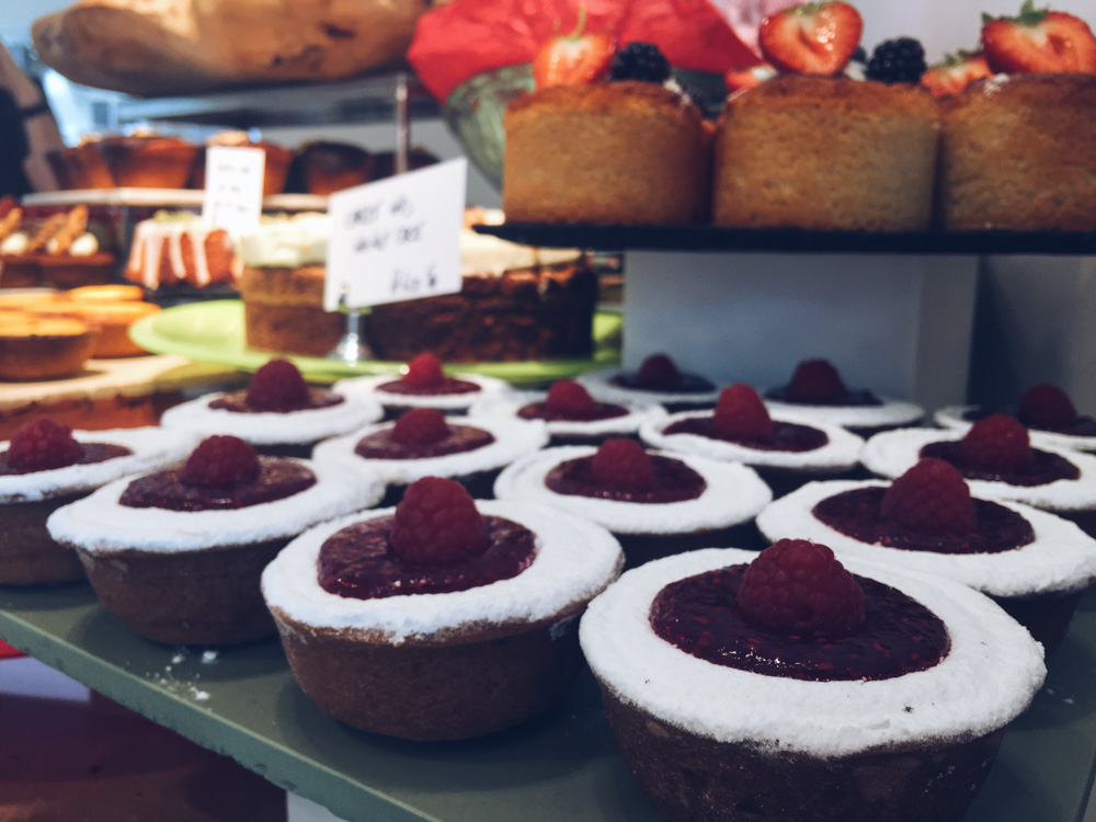 24 Hours in London as a Londoner -Breakfast at Ottolenghi