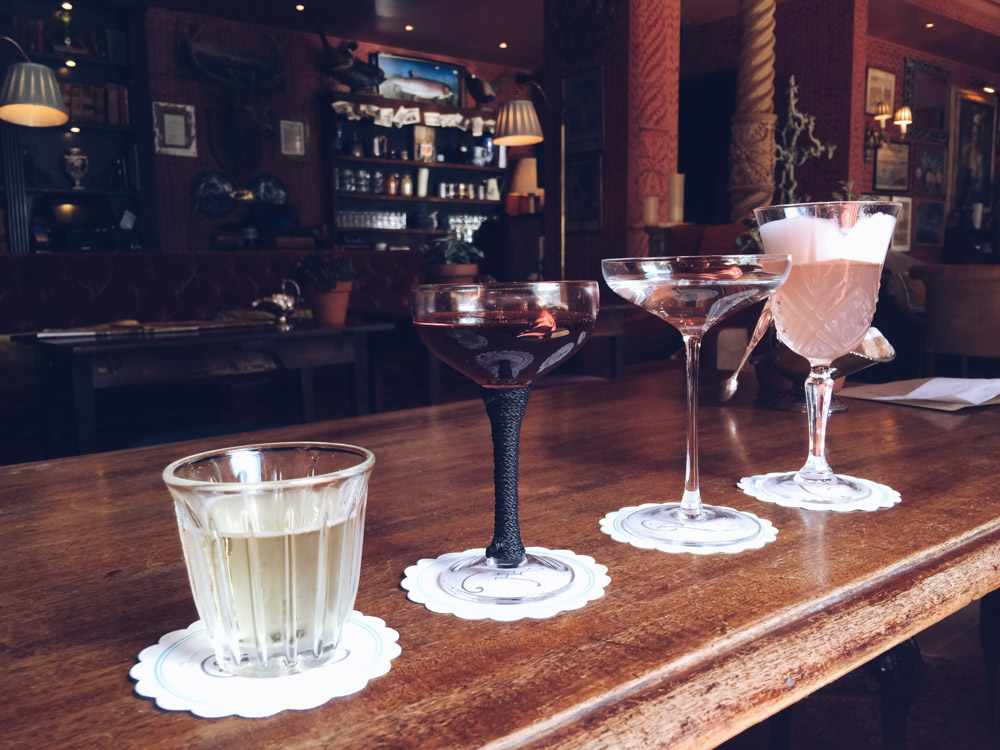 24 Hours in London as a Londoner - Zetter Townhouse