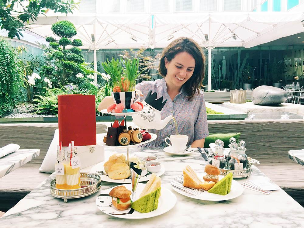Best afternoon teas in London