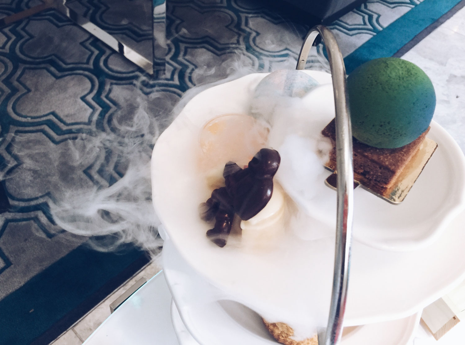 Best afternoon teas in London - Science tea at The Ampersand